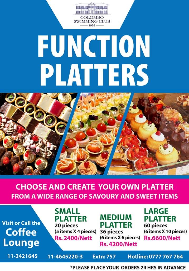 Function-Platter